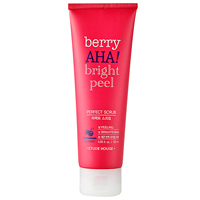 Etude House Berry AHA bright peel perfect scrub