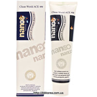 Clean World Ace Nano Toothpaste