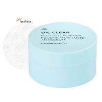 The Face Shop Oil clear blotting powder