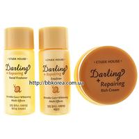 ETUDE HOUSE Darling+ Repairing Skin Care 3 Item Kit