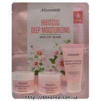 Mamonde Hibiscus Moisture Ceramide Special Mini Kit