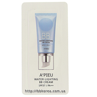Пробник A'pieu Water ligthing bb cream SPF37 PA++