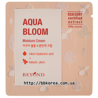 Пробник Beyond Aqua bloom moisture cream