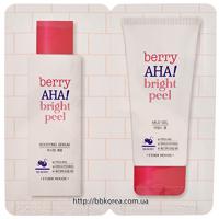 Пробник ETUDE HOUSE Berry AHA! Bright Peel 2 Items