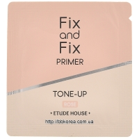 Пробник ETUDE HOUSE Fix And Fix Tone Up Primer SPF33 PA++