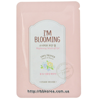 Пробник ETUDE HOUSE I'm Blooming Brightening Wash Off Gel