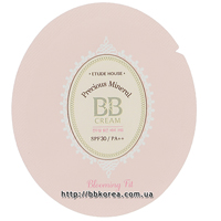 Пробник ETUDE HOUSE Precious Mineral BB Cream Blooming Fit SPF30 PA++