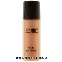 Пробник HANYUL Rice Essential Skin Emulsion