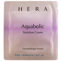 Пробник Hera Aquabolic Nutritive Cream