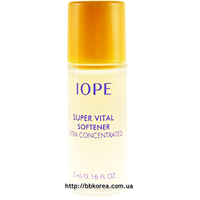Пробник IOPE Super Vital Softener Extra Concentrated