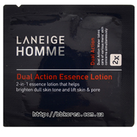 Пробник LANEIGE Homme Dual Action Essence Lotion