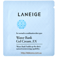 Пробник LANEIGE Water Bank Gel Cream EX