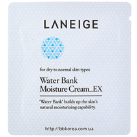Пробник Laneige Water Bank Moisture Cream EX