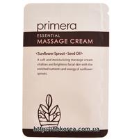 Пробник Primera Essential Massage Cream