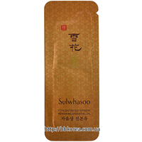 Пробник Sulwhasoo Concentrated Ginseng Renewing Essential Oil
