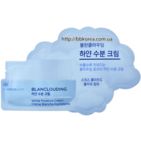 Пробник THE FACE SHOP Blanclouding white moisture cream