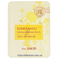 Пробник The Saem Kumerahou calming cleansing serum
