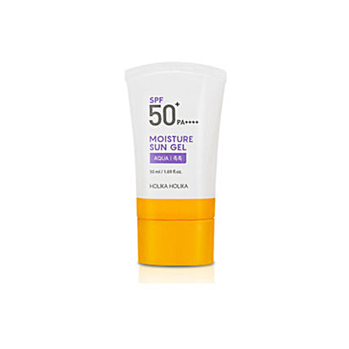 Holika Holika Dazzling sunshine moisture sun gel SPF50+ PA+++