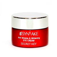 SECRET KEY SYN-AKE Anti Wrinkle & Whitening Eye Cream