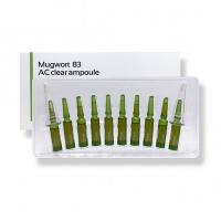 Aida Rx Mugwort 83 AC Clear Ampoule - ампульная сыворотка для проблемной кожи
