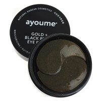 AYOUME Eye Patch Gold+Black Pearl
