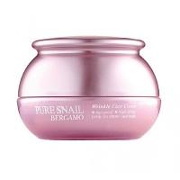 Bergamo Pure Snail Wrinkle Care Cream