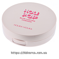 HOLIKA HOLIKA Holi Pop Blur Lasting Cushion SPF50+/PA+++ корейскийкушон