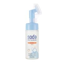 Holika Holika Soda Pore Cleansing Bubble Foam - хорошая пенка для умывания