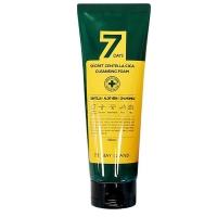 MAY ISLAND 7 Days Secret Centella Cica Cleansing Foam - пенка для проблемной кожи