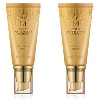 MISSHA M Gold Perfect Cover BB Cream SPF42/PA+++  корейский BB крем для лица