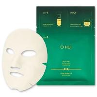 OHUI Prime Advancer Ampoule Mask 3-STEP