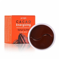 Petitfee Cacao Energizing Hydrogel Eye Mask