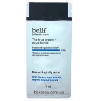 Пробник Belif The True Cream Aqua Bomb