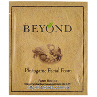 Пробник Beyond Phytoganic Facial Foam Farm Recipe