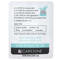 Пробник CARE ZONE Doctor Solution Nordenau Water Cream