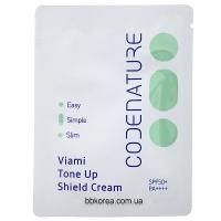 Пробник CODENATURE Viami Tone Up Shield Cream