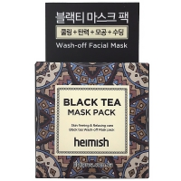 Пробник Heimish black tea mask pack