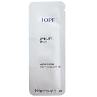 Пробник IOPE Live Lift Serum