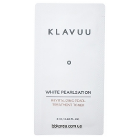 Пробник Klavuu White Pearlsation Revitalizing Pearl Treatment Toner x10шт