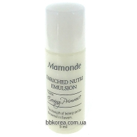 Пробник Mamonde Enriched Nutri Skin Emulsion