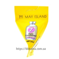 Пробник MAYISLAND 7 Days Highly Concentrated Collagen Ampoule