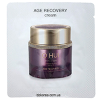 Пробник OHUI Age Recovery Cream x10шт