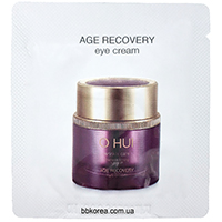 Пробник OHUI Age Recovery Eye cream x10шт