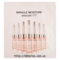 Пробник OHUI Miracle Moisture Ampule 777 x10шт