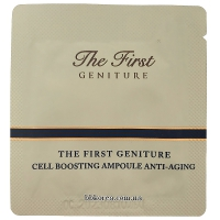 Пробник OHUI The First Geniture Cell Boosting Ampoule Antiaging x10шт