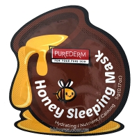 Пробник PUREDERM Honey Sleeping Mask
