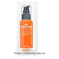 Пробник PURITO Pure Vitamin C Serum