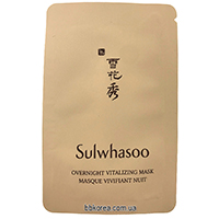 Пробник Sulwhasoo Overnight Vitalizing Mask