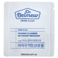 Пробник THE FACE SHOP Dr.Belmeur Amino Clear Foaming Cleanser x10шт