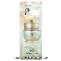 Пробник The History Of Whoo Bichup Ja Yoon Cream x10шт